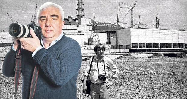 Le journaliste de Blesk était à Tchernobyl en 1986: j'ai photographié une catastrophe nucléaire!