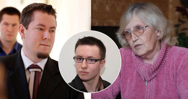 Babička vraha, který svědčil proti Nečesanému: Je zmanipulovatelný, strachoval se o život!