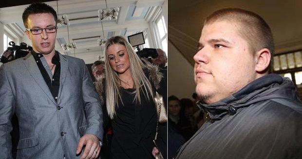 """Pár minut po rozsudku nad Nečesaným: Muž postávající na chodbě vytáhl """"důkaz"""" neviny!"""