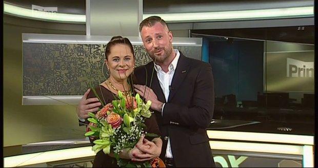 Laďka Něrgešová se rozloučila s Top Star magazínem a diváky.