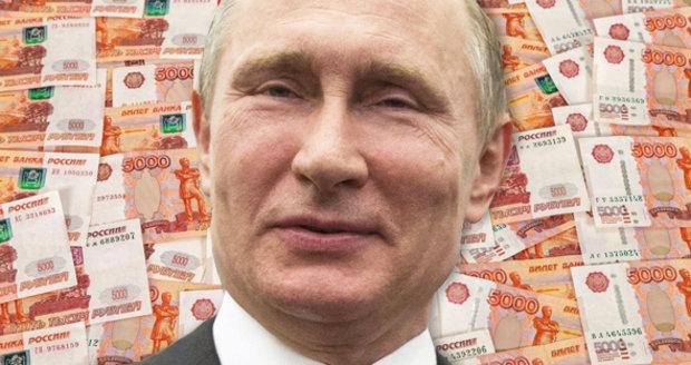 2 miliardy dolarů na tajných kontech: Stopy špinavých peněz vedou k Putinovi