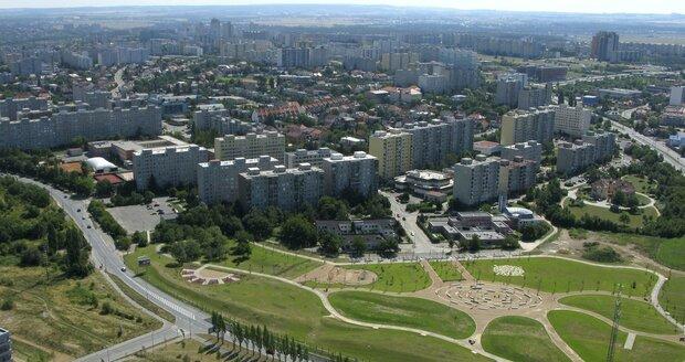 Na rozmezí tří městských částí Prahy by podle záměrů magistrátu měla vyrůst novostavba. Ne každý se záměrem souhlasí. (ilustrační foto)