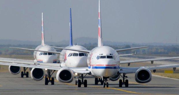 Nejrušnější letiště světa: Letiště Václava Havla se podle počtu cestujících ani neumístilo.