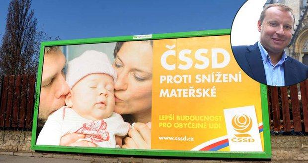 ČSSD hledá každou korunu. Na kampaň přispěje i volební manažer, kdo se přidá?