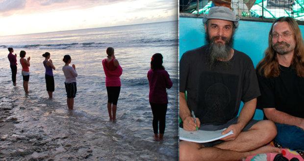 Guru Jára exkluzivně z drsného filipínského vězení: Přežívám díky svým žákům