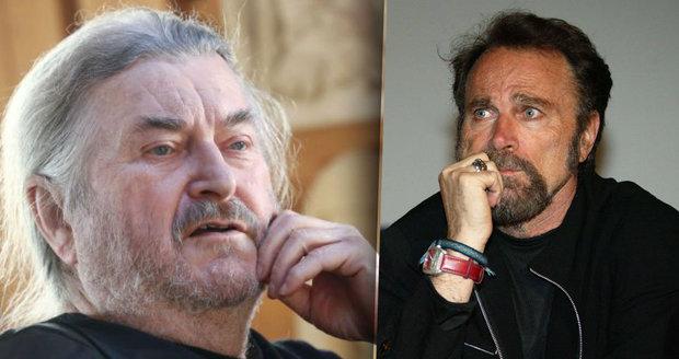 František Ringo Čech rád provokuje. Jeho obrazy ale po celém světě slaví úspěch. Jeden má doma i Franco Nero.