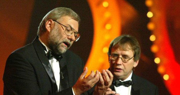 Josef Mladý a Josef Alois Náhlovský působili dřív hodně jako komická dvojice.