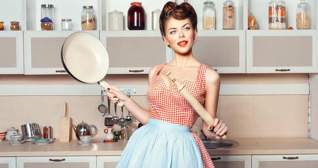 Jak ušetřit energii i námahu při domácích pracech?