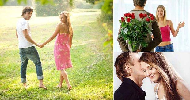S našimi tipy budete na 1. máje za ty největší romantiky.