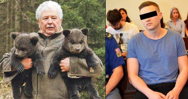 Černý den režiséra Chaloupka: Ráno mu zemřel medvěd, pak odsoudili syna