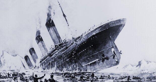 Otec Byles odmítl opustit Titanic, své místo na člunu přenechal jiným.