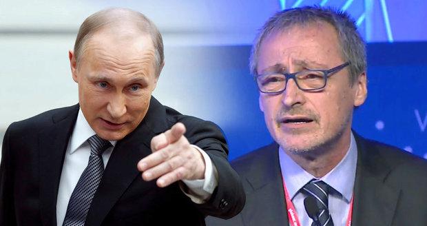 Stropnický: Rusko je hrozba, ale nesmíme ho izolovat. Nebuďme pokrytci