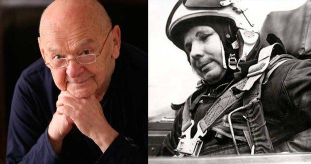 Gagarina zabila československá sabotáž, je přesvědčený bývalý vojenský pilot Rostislav Sáček