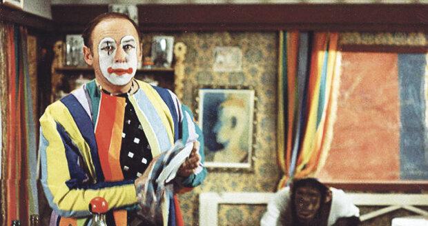 Herec celý život miloval cirkus, proto role klauna ve filmu Šest medvědů s Cibulkou patřila k nejmilejším.