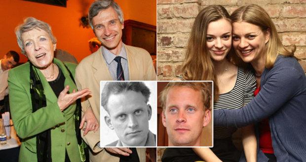 Kteří potomci slavných jsou svým rodičům nesmírně podobní?