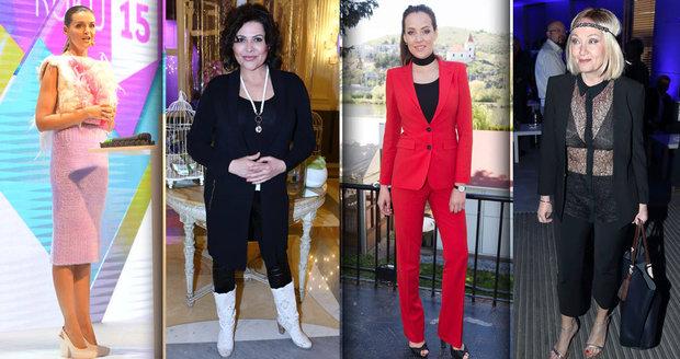 Rozbily snad tyto celebrity doma zrcadlo?