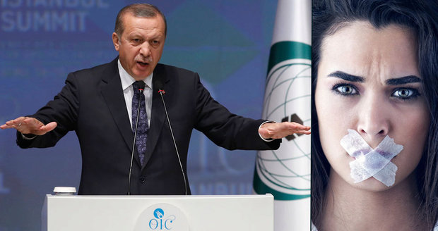 Svoboda slova po turecku: Zadrželi nizozemskou reportérku za kritiku prezidenta