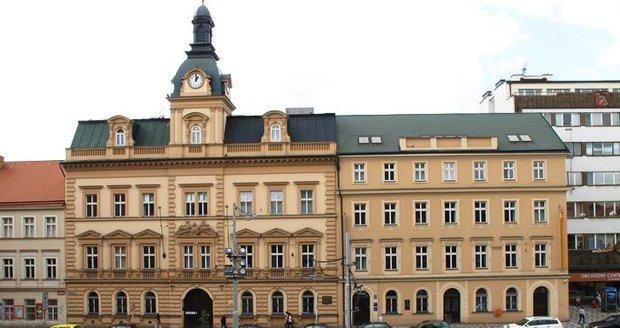 Radnice Prahy 5