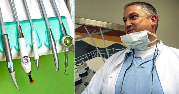 Dentista sadista dostal osm let. Pacienty mrzačil i trháním osmi zubů naráz