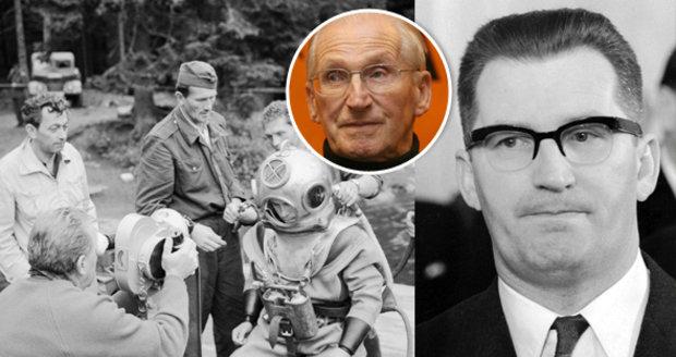 Odtajněné archivy StB: Štrougal ukryl nacistický poklad v jezeře