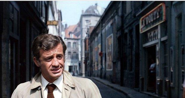 Jean-Paul Belmondo v roce 1976