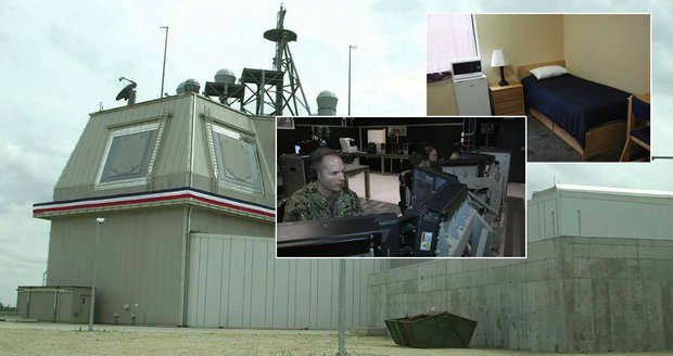 Podívejte se: Blesk navštívil raketovou základnu USA, která rozzuřila Putina