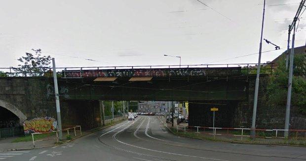 V CAMPu proběhne debata o tramvajovém podjezdu (ilustrační foto).