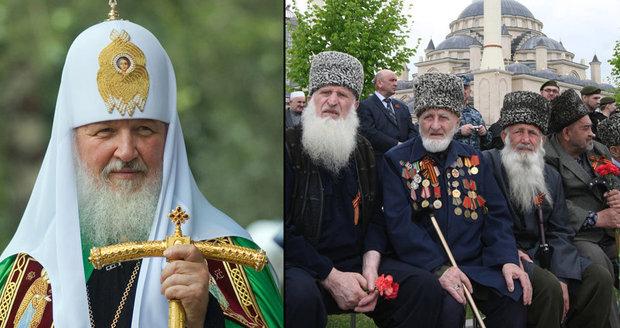"""Hanba Západu, sláva muslimům a pravoslavným. Patriarcha Kirill to """"rozsekl"""""""