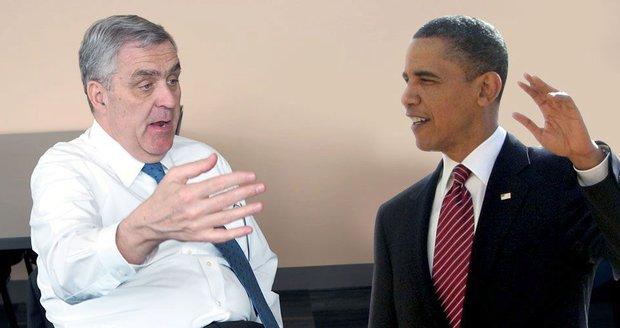Obamův exporadce pro Blesk: Radar v Česku? Nikdy neříkáme nikdy