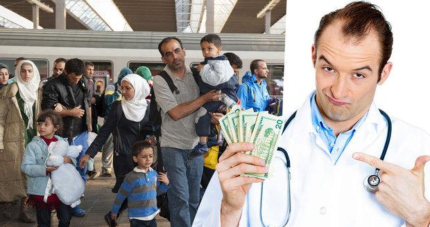 """Doktor """"dojil"""" migranty: Za úplatek jim vymýšlel nemoci, aby je nedeportovali"""