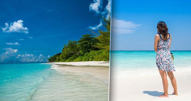 Thajský ostrov Ko Tačaj ničí turistický ruch.
