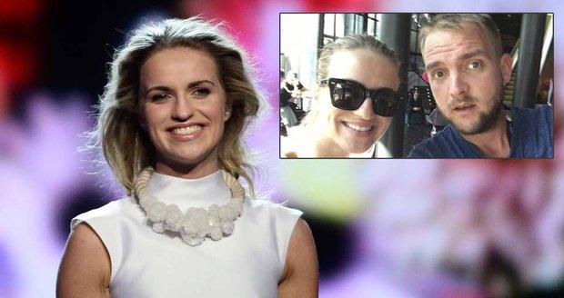 V Eurovizi bodovala s anglicky zpívanou písní I Stand (Stojím). Po úspěchu ve Švédsku se Gábině nabídky jen hrnou.