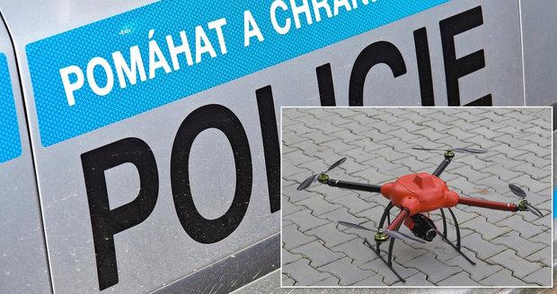 93403a201dc Policie se vyzbrojí drony  Mají sledovat řidiče i demonstrace