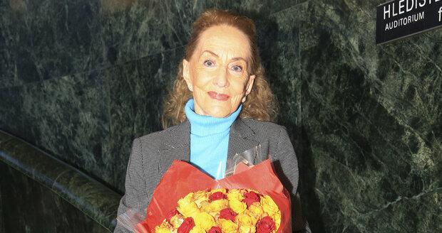 Operní pěvkyně Soňa Červená loni na podzim oslavila 90 let.