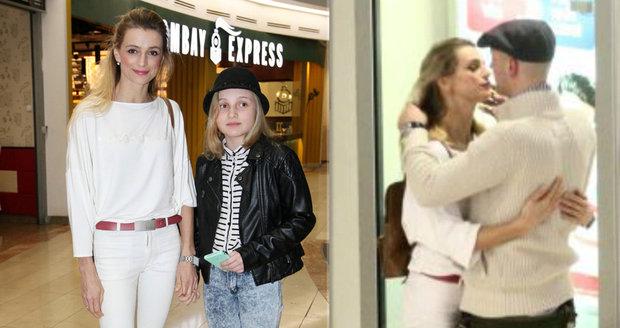 Ivana Jirešová se málem rozešla s novým přítelem - kvůli dceři Sofii. 9caf2da67c