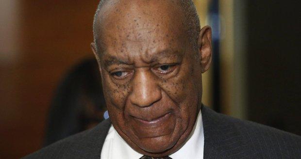 Bill Cosby odsouzen! Herec musí kvůli znásilnění nejmíň na tři roky za mříže