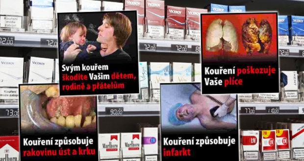 Kuřáky čeká represe i po krachu zákona ve Sněmovně. Zbývá jen podpis Hradu