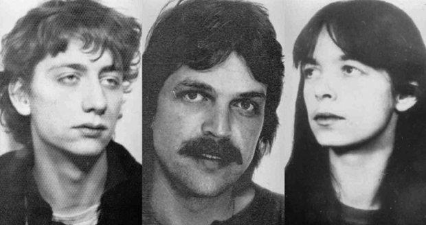 Ernst-Volker Staub, Burkhard Garweg a Daniele Kletteová mají podle policie na svědomí nejedno přepadení.
