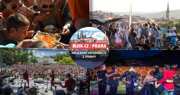 Rušný červen v Praze: 10 festivalů, které vám nesmí utéct