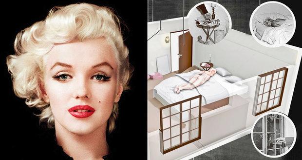 63a6c38d485073 Marilyn Monroe by bylo 90 let: Tohle byly poslední hodiny jejího ...