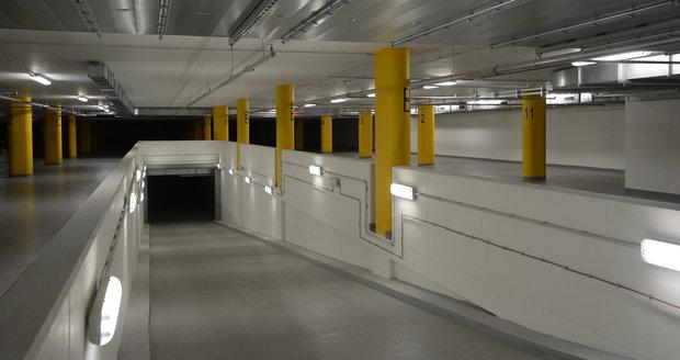 Pražané budou moci využít garáže na Praze 6 a na Praze 7.