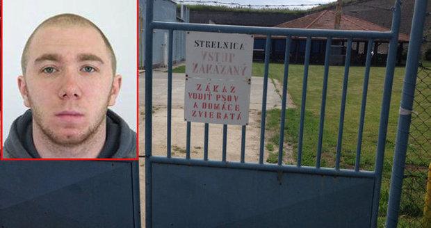 Z vězení uprchl nebezpečný Lubomír: Na cestu se vyzbrojil sekyrou!