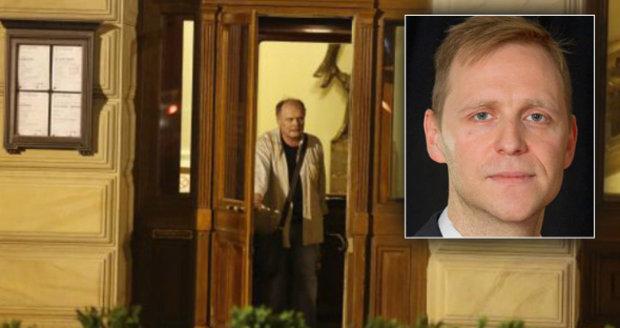 Čistky v Národním divadle si vybraly další daň. Igor Bareš byl odejit novým šéfem činohry Danielem Špinarem.