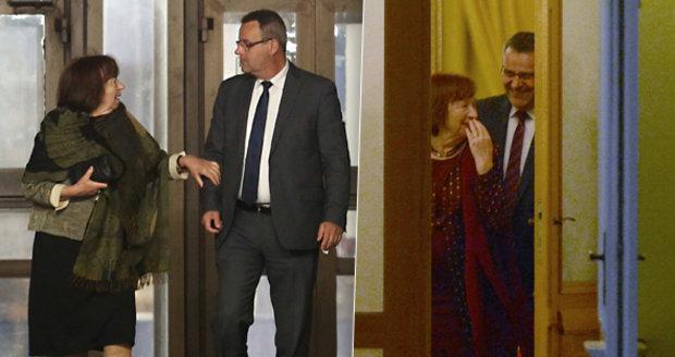 Klausová žije na večírcích: Ochránce si hýčká, ale stránky ambasády zanedbává