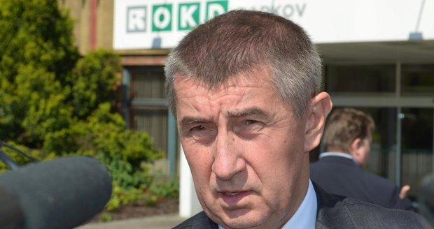 """""""Babiš je jako Skrblík,"""" opřel se odborář do vicepremiéra. Kvůli půjčce pro OKD"""