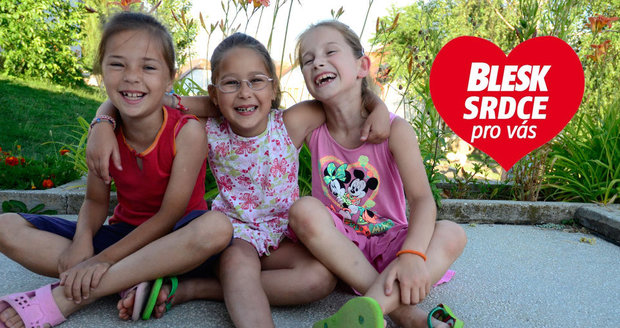 Organizace SOS dětské vesničky, kterou vám v červnu představujeme v rámci projektu Srdce pro vás, se u nás zasazuje o to, aby děti nebyly v dětských domovech, ale v rodinách.