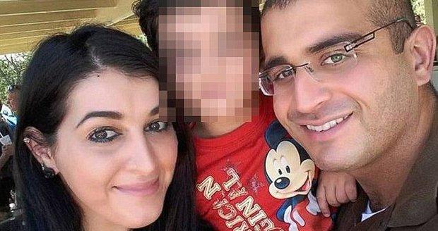 Žena orlandského zabijáka o útoku věděla. Do klubu ho dříve zavezla na obhlídku