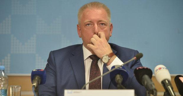 """Praní prádla za 11, 5 milionu: NKÚ """"zpucovalo"""" organizaci vnitra"""