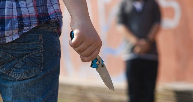 Chlapec (16) bodl mladšího soka do hrudníku, vyvázl s podmínkou. Domluvili se na pěstním souboji