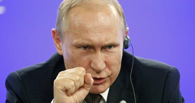 Putin vrčí kvůli Katalánsku: EU měří dvojím metrem, ať si to Španělé vyřeší sami